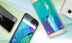 بهترین تلفنهای هوشمند سال ۲۰۱۷ از نظر صفحه نمایش