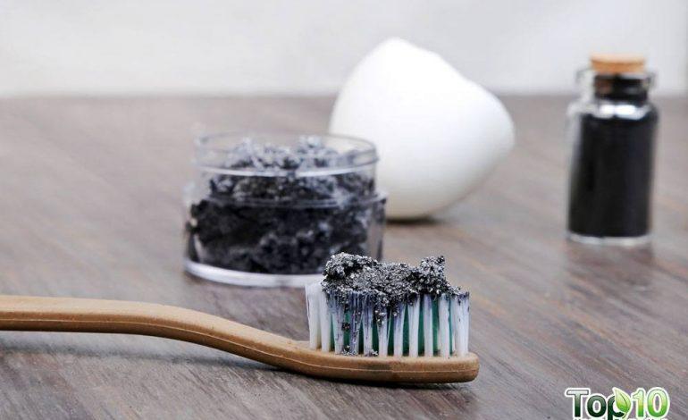 خمیر دندان زغالی خانگی، روشی بی نظیر برای سفیدی دندانها
