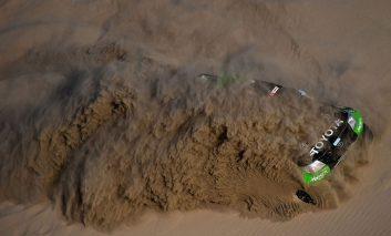 گزارش تصویری: رالی ۲۰۱۸ داکار امسال ۴۰ ساله شد