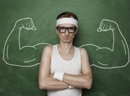 زیاد ورزش میکنم اما عضله نمیسازم؟!