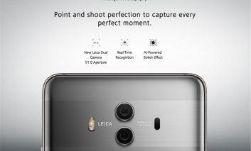 ارتقای استاندارهای عکاسی گوشیهای هوشمند با همکاری Huawei و Lieca