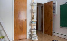 کتابخانهای شیک، برای خانهای مدرن