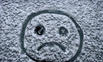 آیا زمستانها دچار افسردگی میشوید؟