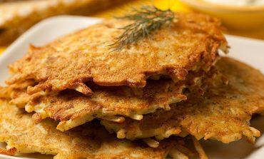 پنکک سیبزمینی؛ یک صبحانه خوشمزه!