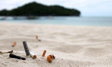 استعمال دخانیات در سواحل تایلند ممنوع!