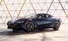 حضور کانسپت BMW سری ۸ گرن کوپه در نمایشگاه خودرو ژنو!