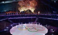 گزارش تصویری: جشن اختتامیه بازیهای المپیک زمستانی ۲۰۱۸