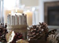 چند ایده برای شیک کردن خانههای زمستانی