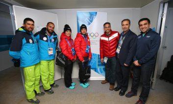 هدیه سامسونگ به ورزشکاران ایرانی تقدیم شد