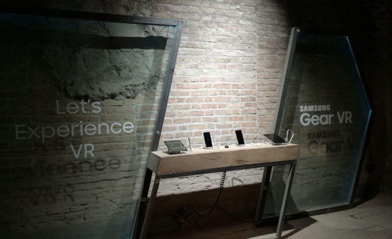 برگزاری نمایشگاه چیدمان تعاملی «جایی دیگر» با حمایت سامسونگ