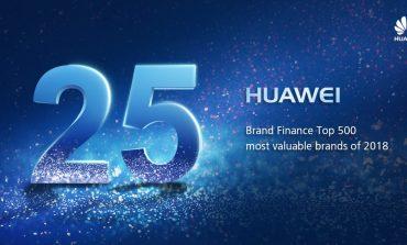جهش بزرگ برند HUAWEI به رتبه ۲۵ در رده بندی برند Brand Finance Global 500