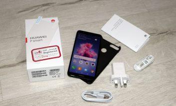 جعبهگشایی هوآوی پی اسمارت (Huawei P Smart)