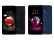 معرفی مدلهای پیشرفتهتر از تلفنهای هوشمند سری K8 و K10 در MWC 18