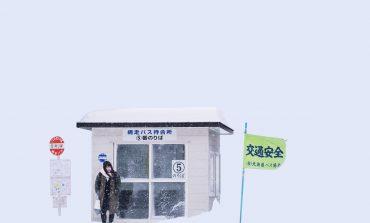 صحنههای مرموز برفی در ژاپن