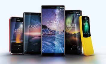 تلفنهای هوشمند نوکیا در کنگره جهانی موبایل ۲۰۱۸