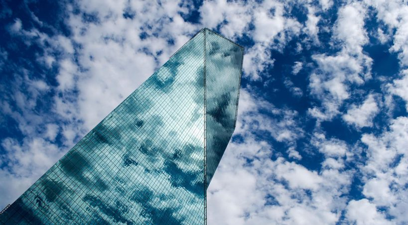 نگاهی نو به چشماندازهای شهری و معماری در کلانشهرها