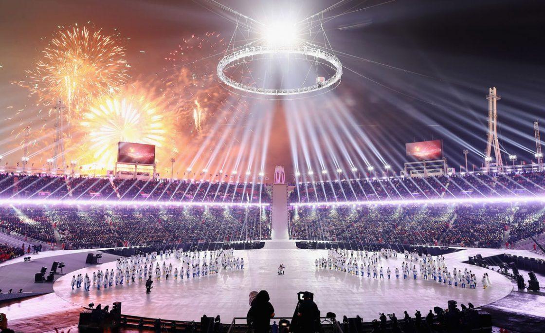 گزارش تصویری از مراسم افتتاحیه المپیک زمستانی ۲۰۱۸ پیونگ چانگِ کره جنوبی