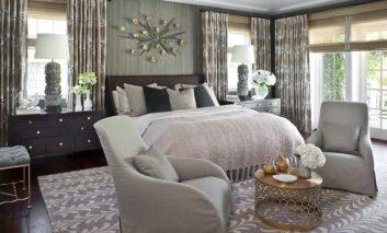 ۱۳ راه برای نو نوار کردن خانه با رنگ طلایی!