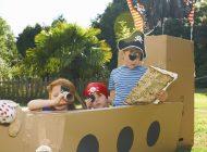 ۱۴ بازی سرگرم کننده برای تعطیلات نوروز بچهها