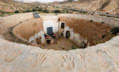 سفر به تونس برای تجربه یک زندگی زیرزمینی