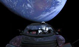 پرتاب موفق موشک فالکون هِوی اسپیس ایکس به هوا