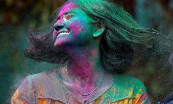 جشن هالی؛ جشن رنگ هندوها برای استقبال از بهار