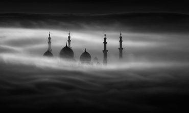 ابوظبی در مه