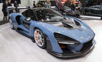گزارش تصویری از نمایشگاه خودرو در ژنو ۲۰۱۸