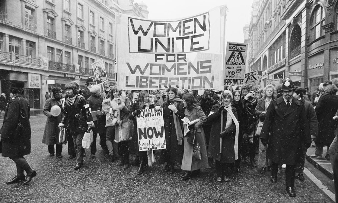 the womens liberation movement Join us to learn how it was actually serious grassroots organizing in the women's liberation movement—and not the courts—that won us access to legal abortion in 1973 we'll also discuss strategies for preserving and expanding abortion access beyond scotus and roe.