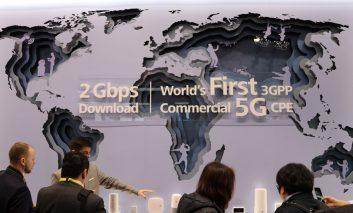 هوآوی در MWC 2018 از جدیدترین دستاوردهای ۵G خود رو نمایی کرد