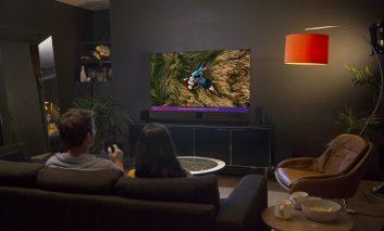 الجی از تلویزیونهای پیشرفته ۲۰۱۸ خود مجهز به هوش مصنوعی پرده برداری کرد