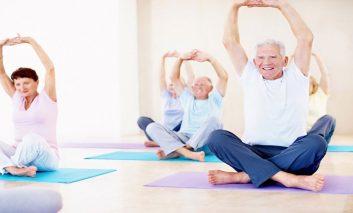 ۶ ورزش عالی برای سالمندان