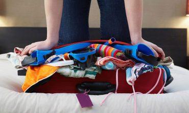 اشتباهات رایج در زمان بستن چمدان برای سفر