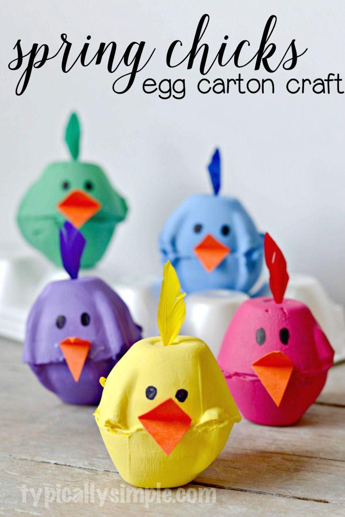 ۱۴ خلاقیت با شانه تخم مرغ، برای بچهها!