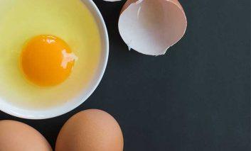 ۱۰ روش زیبایی با تخم مرغ (قسمت دوم)