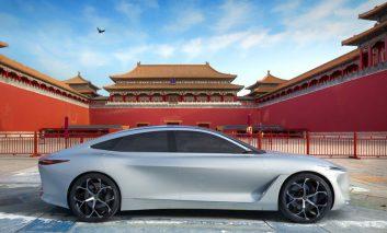 کانسپت برقی اینفینیتی : نمادی از آینده خودروهای برقی این خودرو ساز!