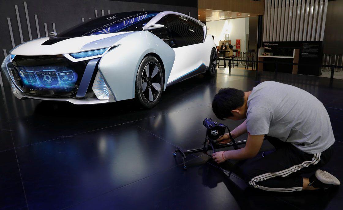 نمایشگاه خودرو چین ۲۰۱۸