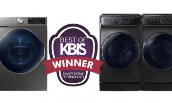 کوییک درایو سامسونگ برنده جایزه بهترین فناوری صنعت آشپزخانه