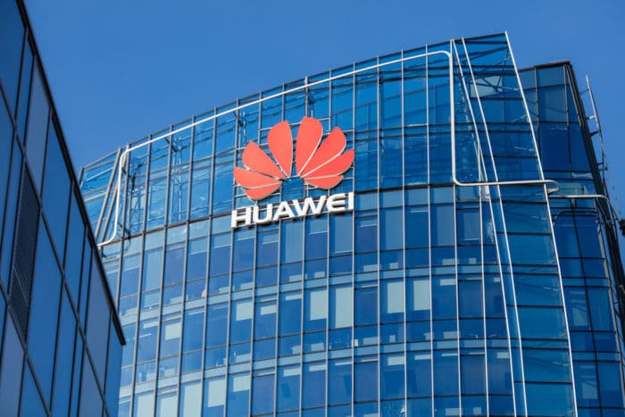رشد فروش تجهیزات Huawei در سال ۲۰۱۷