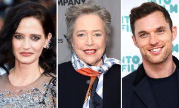 بازیگران جدید فیلم A Patriot: اوا گرین، کتی بیتس و اد اسکرین