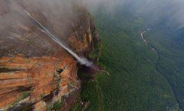 بلندترین آبشار دنیا نیاگارا نیست!