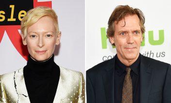 تیلدا سوئینتن و هیو لوری در اقتباس سینمایی «دیوید کاپرفیلد» بازی خواهند کرد