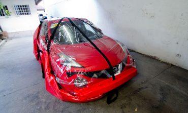 پوشش ضد آب برای محافظت خودروی شما در برابر سیل !