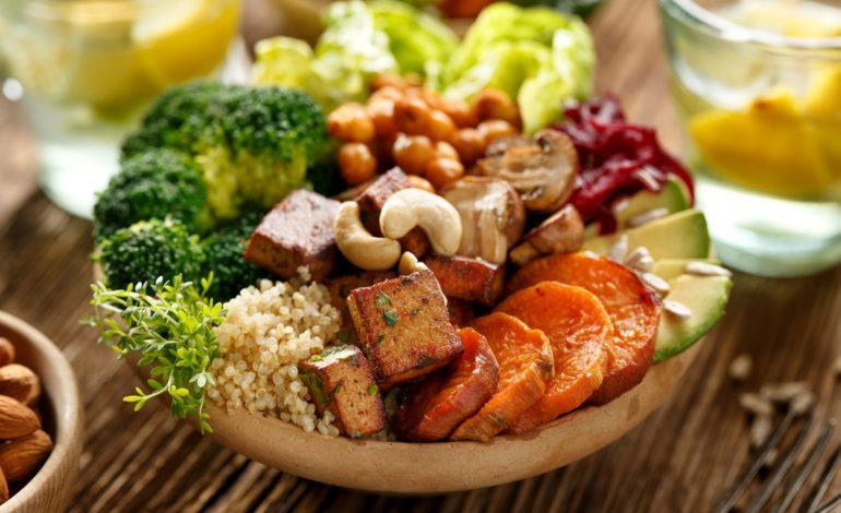 فواید استفاده از رژیمهای گیاهخواری