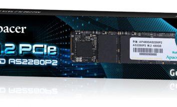 ملاقات با  اس اس دی AS2280P2 M.2 PCIe Gen 3 x2 اپیسر