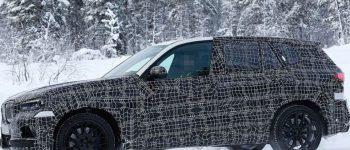 جایگزینی BMW X5 برای سال ۲۰۱۸ تایید شد!
