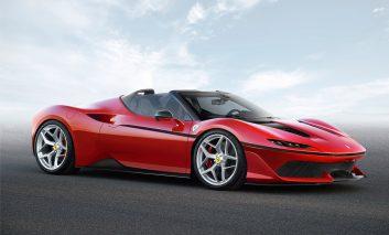 تنها ده نفر قادر به خرید سوپر اسپورت جدید فراری خواهند بود!