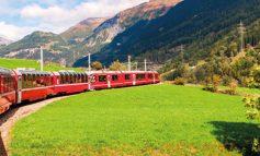 اروپا گردی با قطار