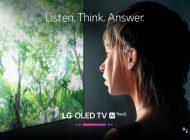 الجی Google Assistant را به تلویزیونهای دارای هوش مصنوعی ۲۰۱۸ خود خواهد آورد