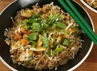 طرز تهیه مرغ کاری تایلندی